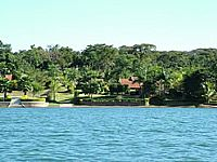 Lago Dourado às Margens do Rio Parnaíba