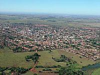 Vista Aérea de Quirinópolis
