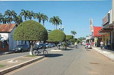 Centro de Brasiléia do site da PMB