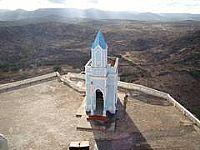 Capela no Monte do Galo-Foto:Elio Rocha