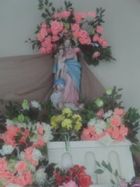 Imagem de Santa Vitória -  Por keylla