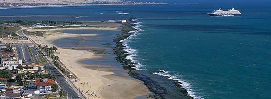 Praia de Genipabu-RN