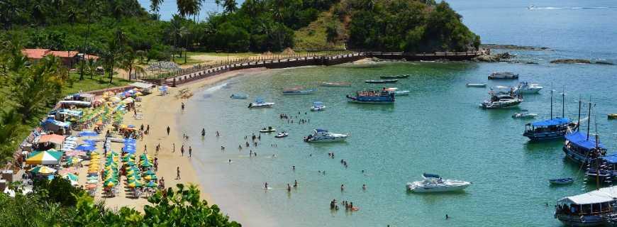 Ilha dos Frades-BA