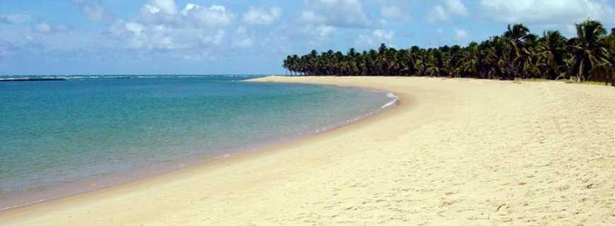 Praia do Francês-AL