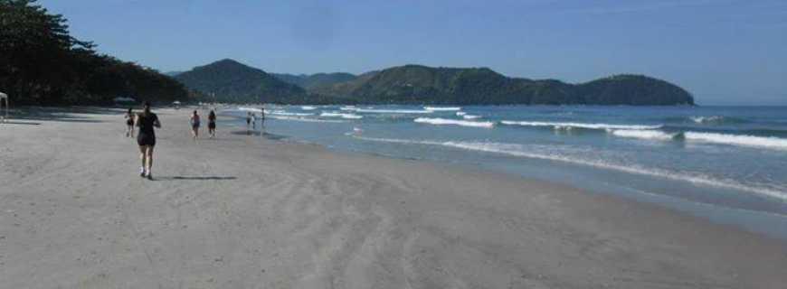 Praia de Boracéia-SP