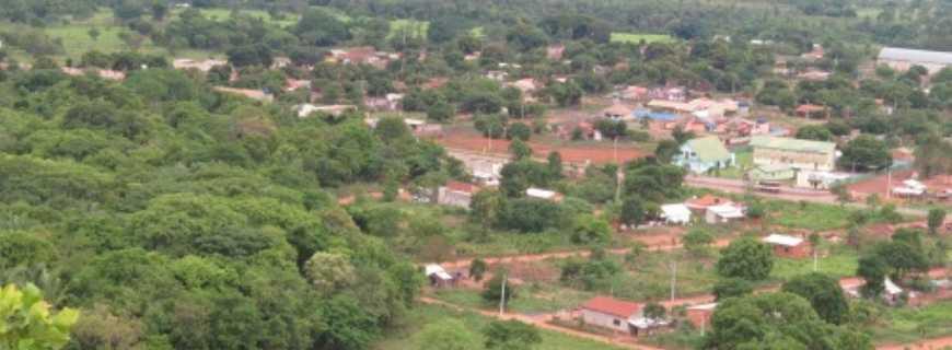 Vila de Bom Jardim-MT
