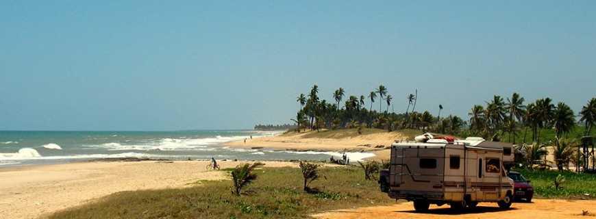 Praia Porto do Sauípe-BA