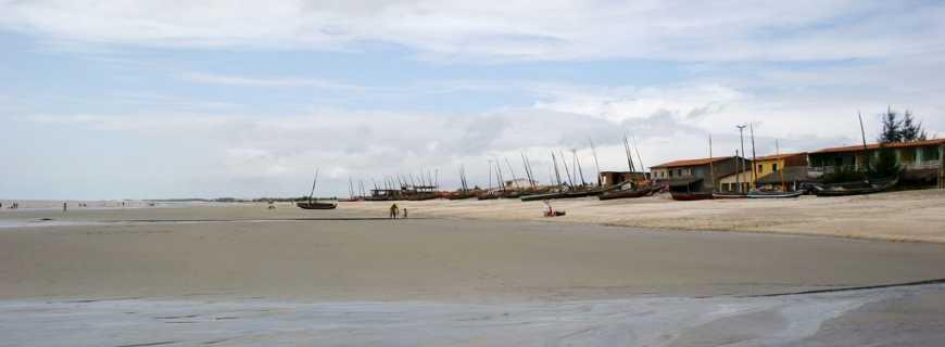 Praia do Preá-CE