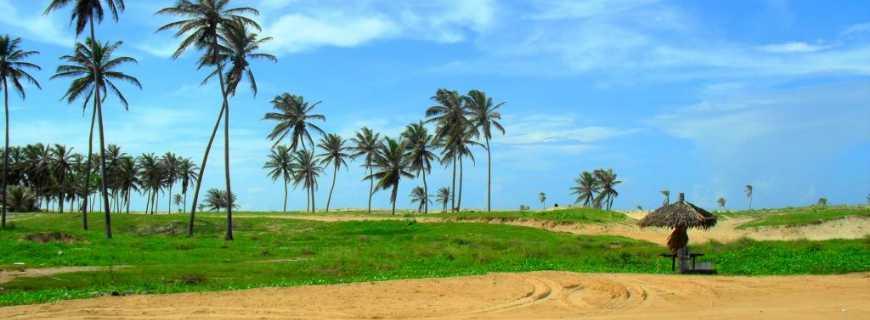 Praia de Cumbuco-CE