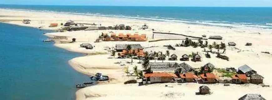 Praia de Caburé-MA