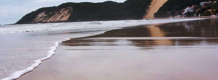Praia Ponta do Mel-RN