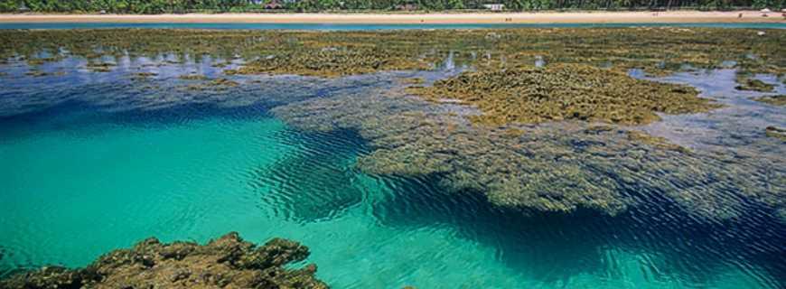 Praia Taipus de Fora-BA