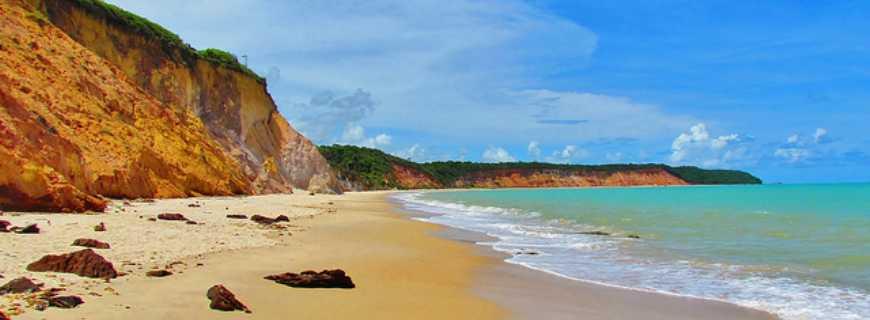 Praia Carro Quebrado-AL