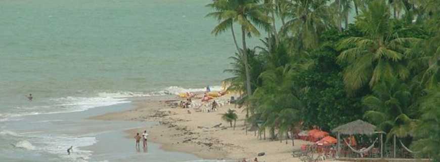 Praia da Ponta do Seixas-PB