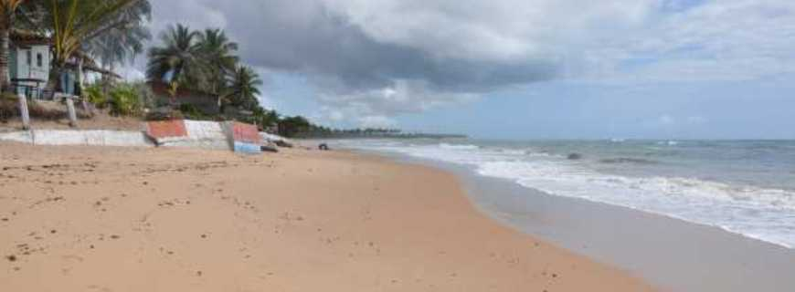 Praia de Saquaíra-BA