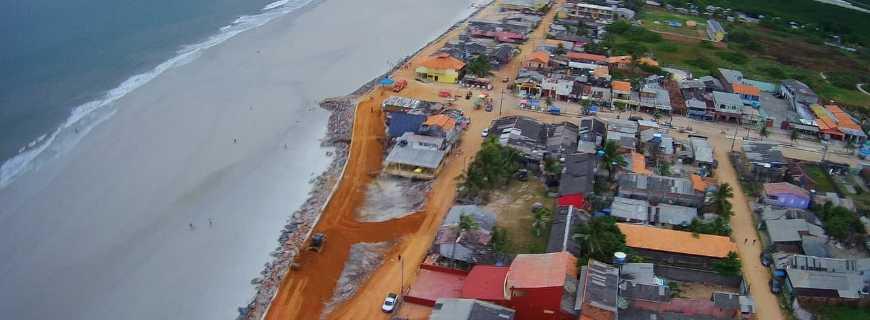 Vila de Ajuruteua-PA