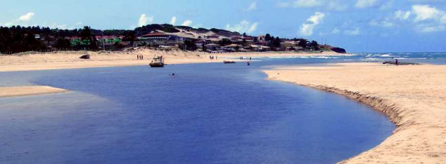 Barra do Cunhaú -RN