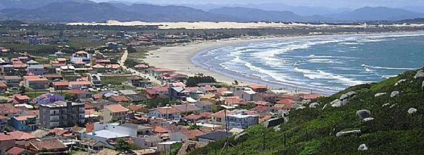 Praia de Itapirubá -SC