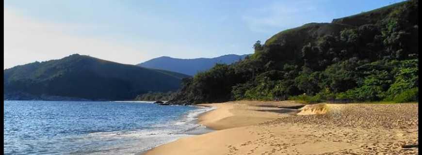 Praia de Santiago-SP