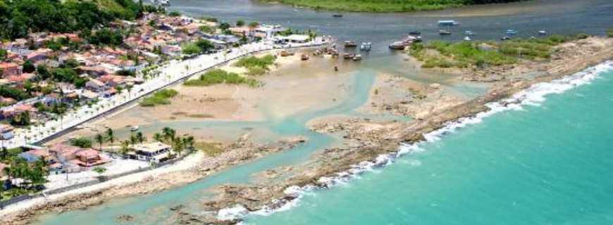 Vila de Santo André -BA
