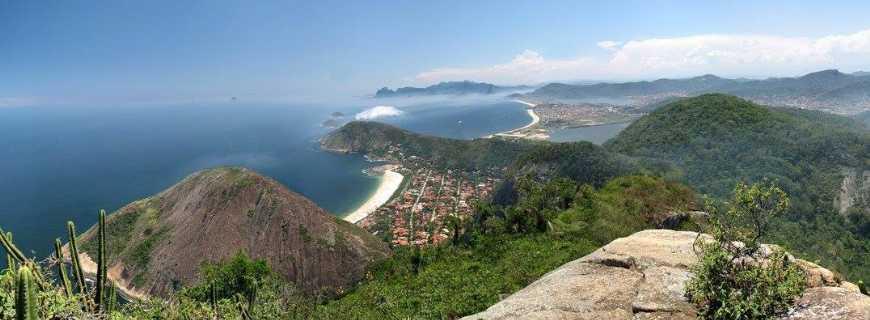 Praia de Itaipuaçu-RJ