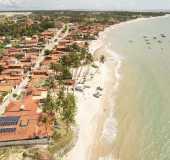 Pousadas - Praia de Maracajaú - RN