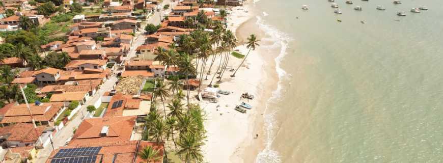 Praia de Maracajaú-RN