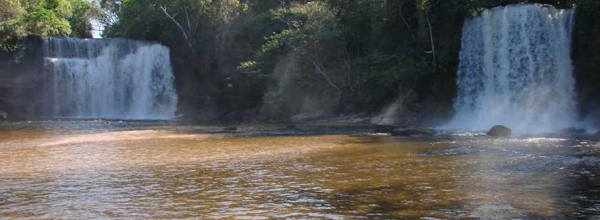 São João da Cachoeira em Carolina-MA