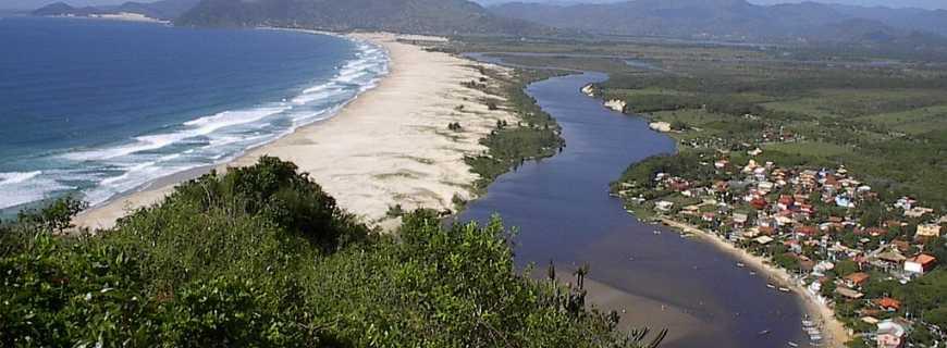 Praia da Guarda do Embaú -SC