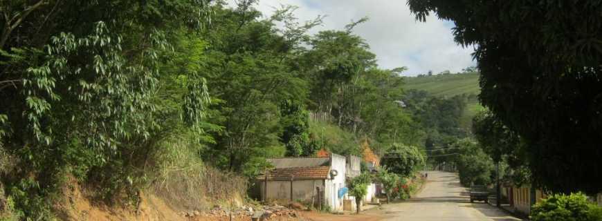 Monte Carmelo do Rio Novo-ES