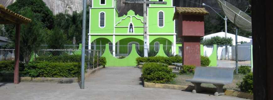 Santa Luzia do Azul-ES