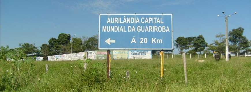 Aurilândia-GO