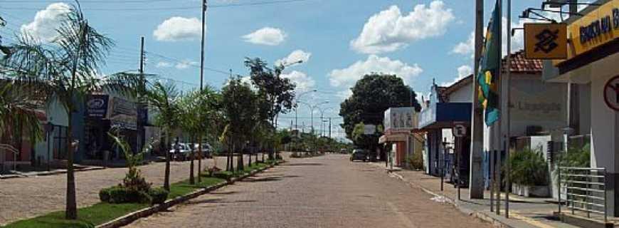 Bom Jardim de Goiás-GO