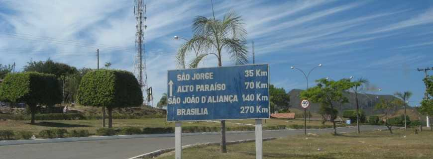 Colinas do Sul-GO