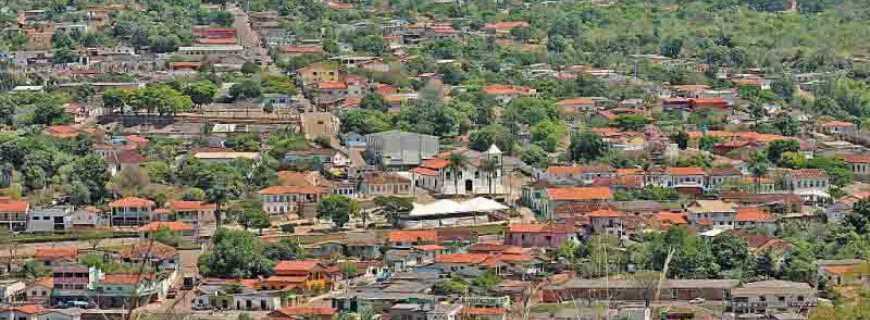 Corumbá de Goiás-GO