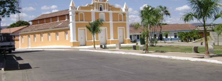 Monte Alegre de Goiás-GO