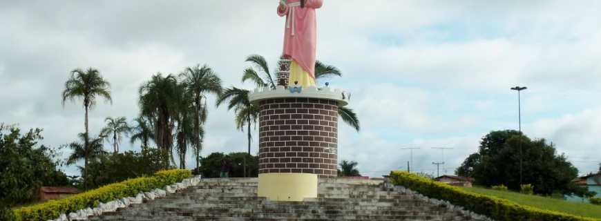Santa Bárbara de Goiás-GO
