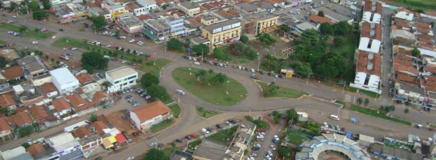Valparaíso de Goiás-GO