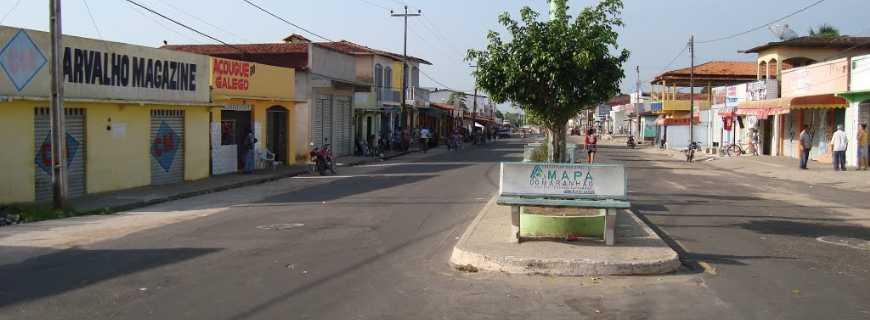 Amapá do Maranhão-MA