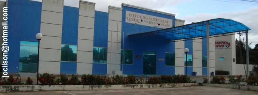 Centro Novo do Maranhão-MA