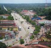 Pousadas - Santa Rita - MA