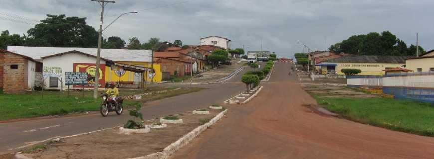 Santo Antônio dos Lopes-MA