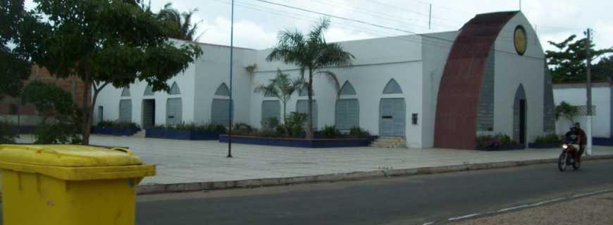 Urbano Santos-MA