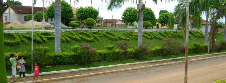 Bonfinópolis de Minas-MG