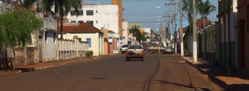 Conceição das Alagoas-MG