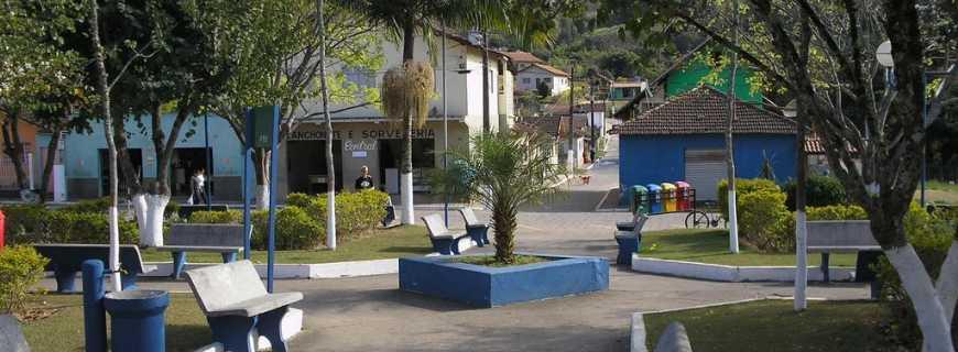 Distrito dos Costas-MG