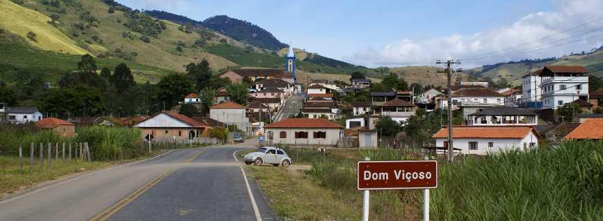 Dom Viçoso-MG