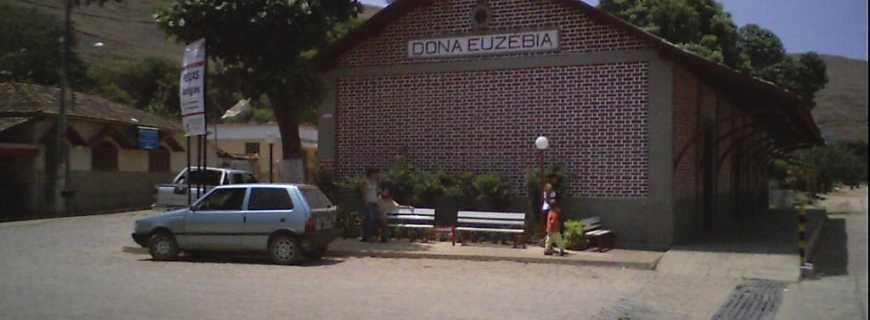 Dona Euzébia-MG
