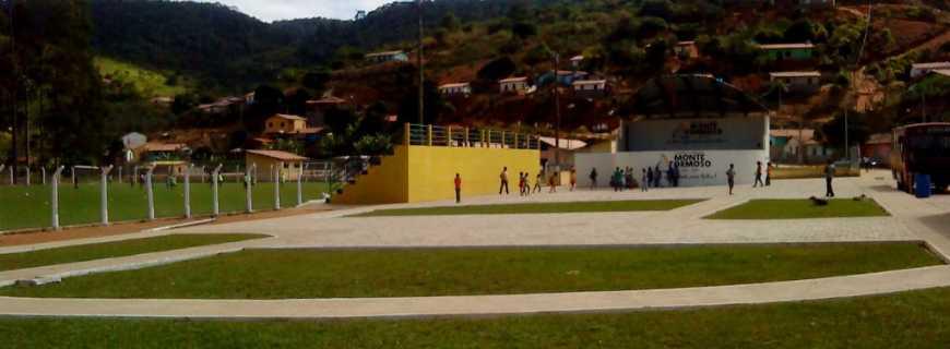 Monte Formoso-MG