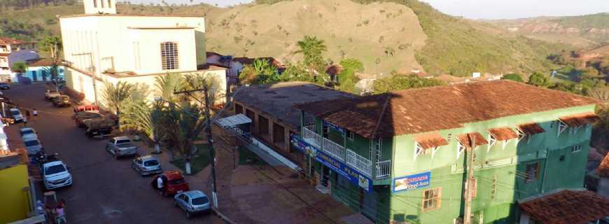 Morro do Pilar-MG